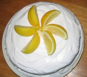 Lemon Cake!